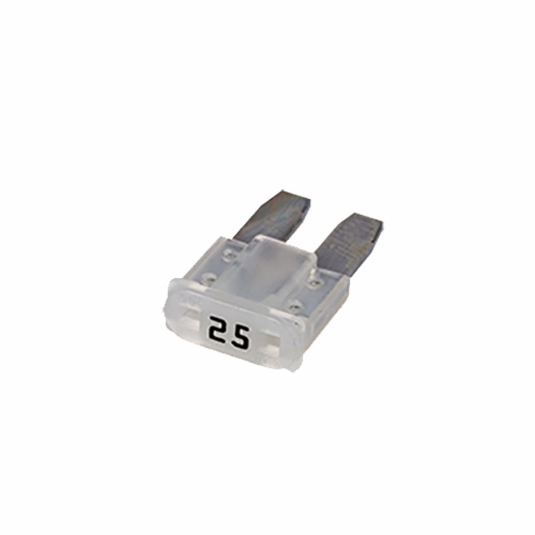 Micro2 Blade Fuse 25 Amp White